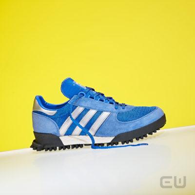 Produktfotografie Wellmann, Schuhe adidas marathon TR