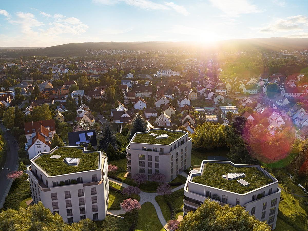 Luftbildfotografie Forchheim