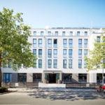 niu-Hotel Fürth Architektur-Fotografie Eduard Wellmann photographie eduard wellmann