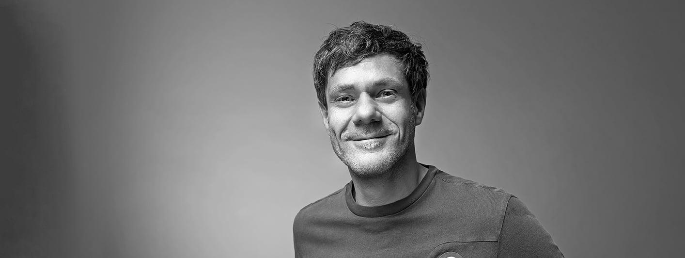 Porträt Eduard Wellmann